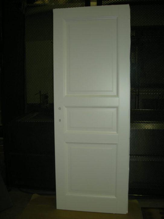 Gelakte deur